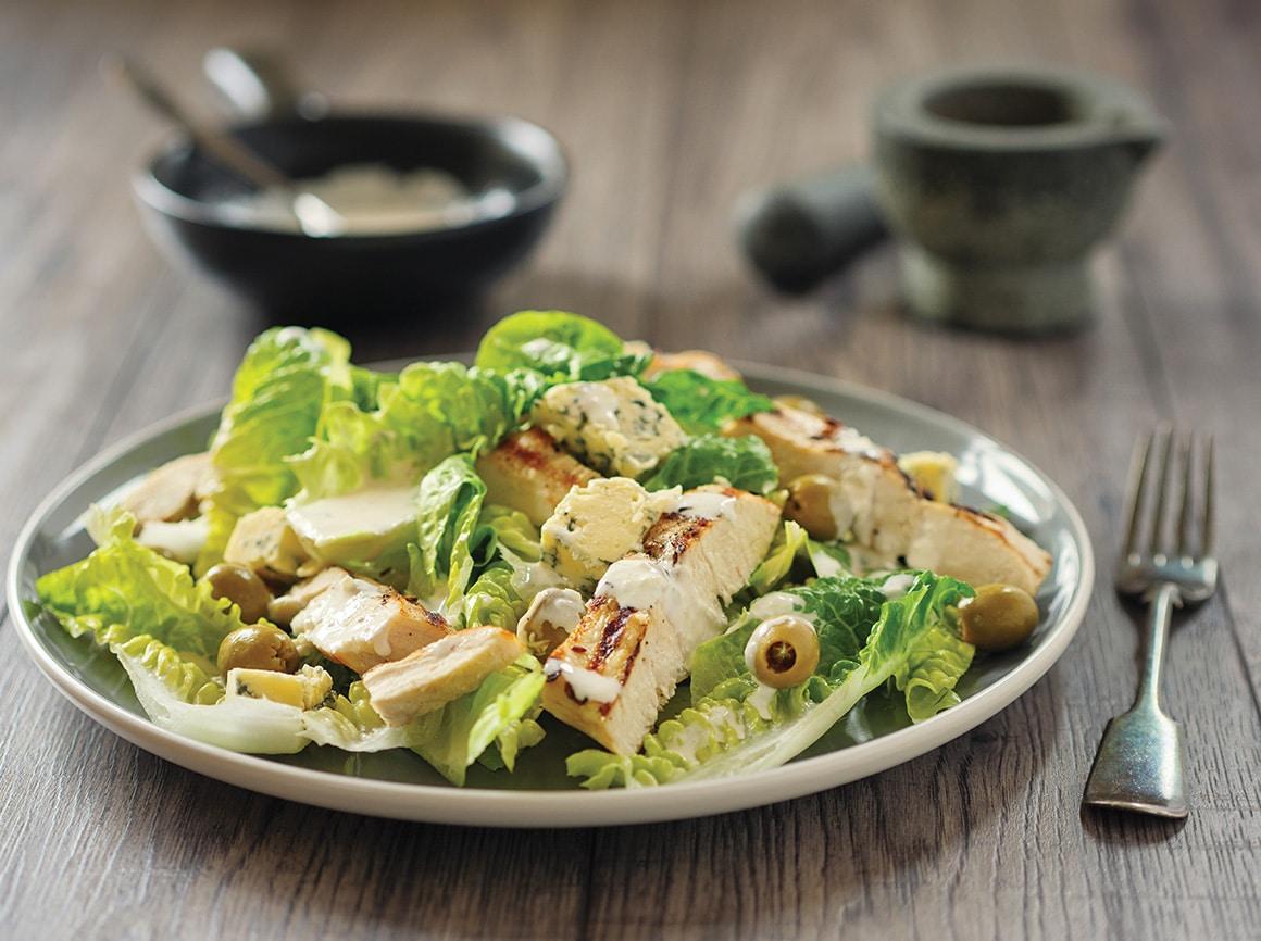 Salade Encas perigourdin