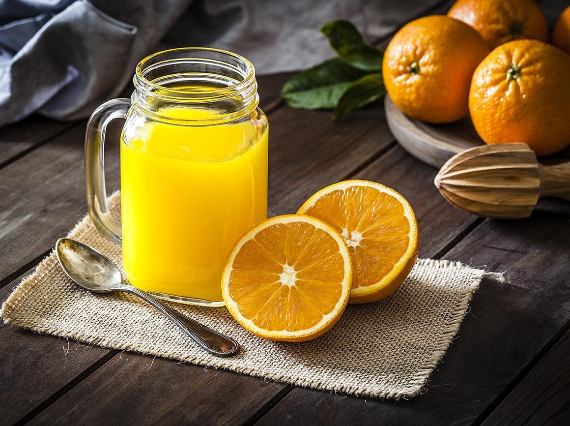 jus d'orange