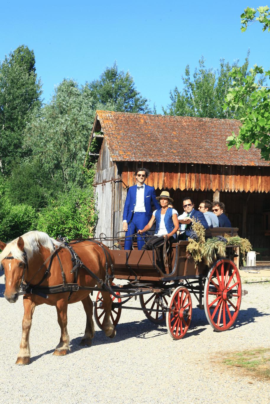 Mariage au Parc Le Bournat
